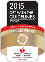 2015 Get with the Guidelines - Stroke Gold Plus